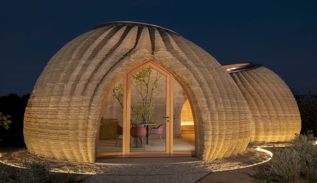 3d printing, 3d printed house, architecture, design